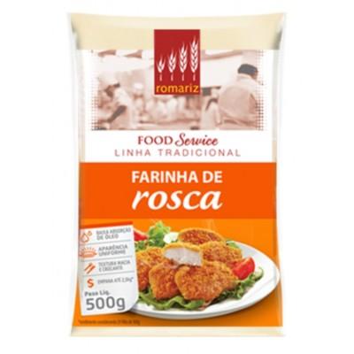 5074 - Farinha de rosca Romariz 500g