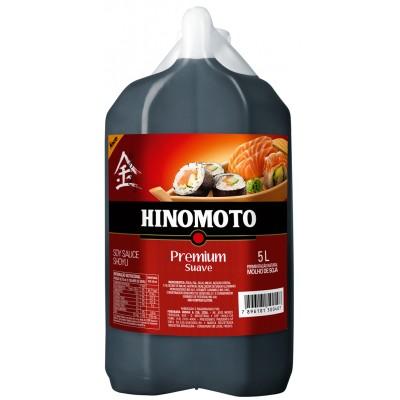 5119 - molho shoyu premium Hinomoto 5L