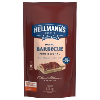 5121 - molho barbecue Hellmann's 1,01kg