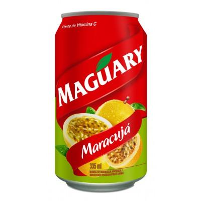 5236 - néctar lata maracujá Maguary 6 x 335ml