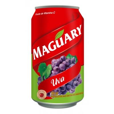 5239 - néctar lata uva Maguary 6 x 335ml