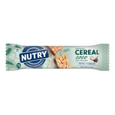 5327 - Nutry coco com chocolate 24 x 22g