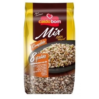 5334 - arroz mix completo Caldo Bom 500g 8 grãos