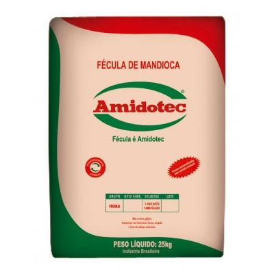 5342 - fécula de mandioca Amidotec 25kg
