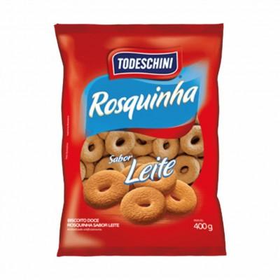 5433 - biscoito rosquinha leite Todeschini 400g