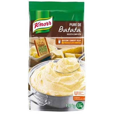 5465 - purê de batata Knorr 1,01kg rende 5,5kg