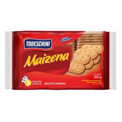 5478 - biscoito Maizena Todeschini 360g