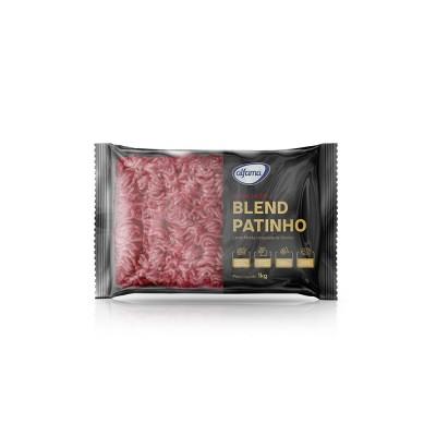 5482 - bovino - carne moída congelada blend patinho Alfama 1kg