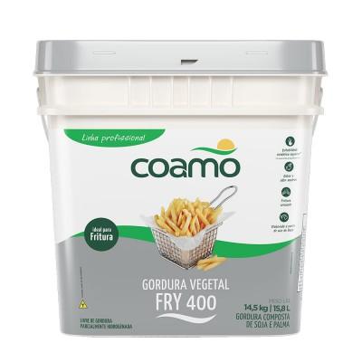 5519 - gordura Fry 400 Coamo balde 14,5kg