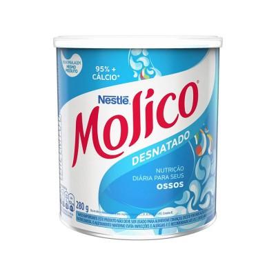 5523 - leite pó desnatado Molico lata 280g