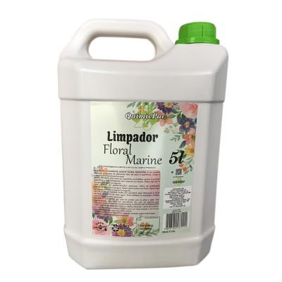5551 - limpador perfumado marine floral Clara 5L (desinfetante)