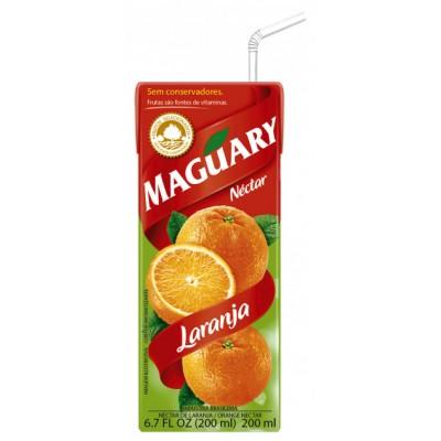 5583 - néctar 27 x 200ml laranja Maguary