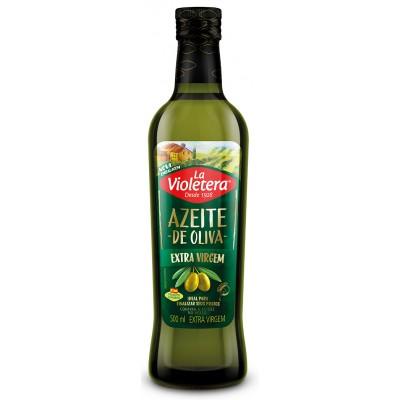 5679 - azeite oliva extra virgem 0,4% La Violetera garrafa 500ml