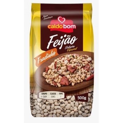 5737 - feijão fradinho Caldo Bom 500gr