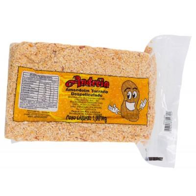 5810 - amendoim torrado granulado s/pele Andréia 1,001kg