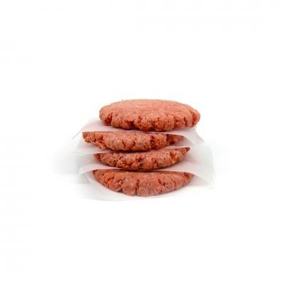5860 - hambúrguer blend picanha Wessel 180g diâmetro 12/espessura 1,8cm caixa 6kg
