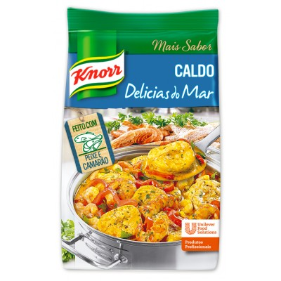 5873 - caldo delícias do mar Knorr 1,01kg rende 63L