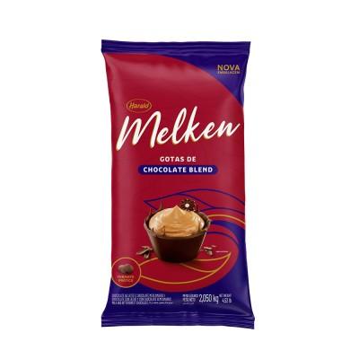 5922 - chocolate blend gotas 2,1kg Melken