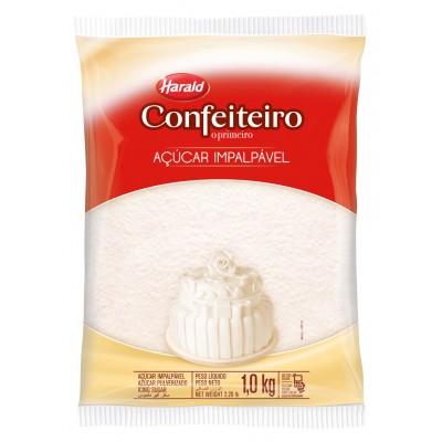 5930 - açúcar impalpável Confeiteiro 1kg