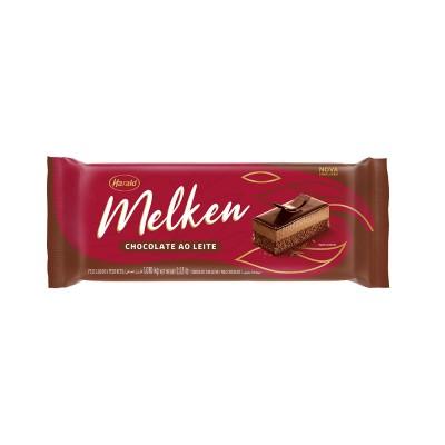 5938 - chocolate ao leite barra 1,05kg Melken