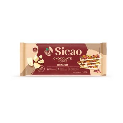 6006 - chocolate branco barra Sicao Gold 1,01kg