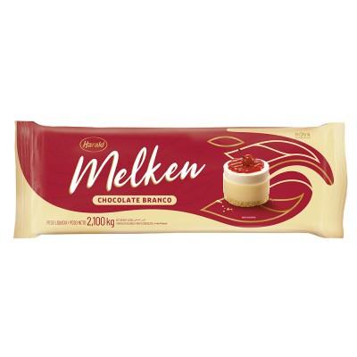 6049 - chocolate branco barra 2,1kg Melken