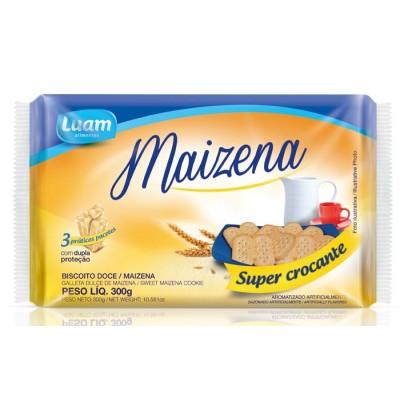 6067 - biscoito Maizena Luam 300g