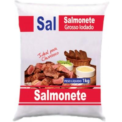 6080 - sal grosso Salmonete 1kg