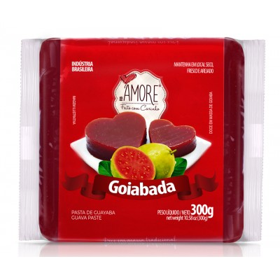 6128 - goiabada Amore 300g