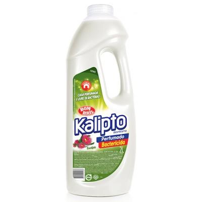 6138 - desinfetante eucalipto Kalipto 2L