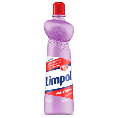 6147 - multiuso lavanda Limpol Bombril 500ml