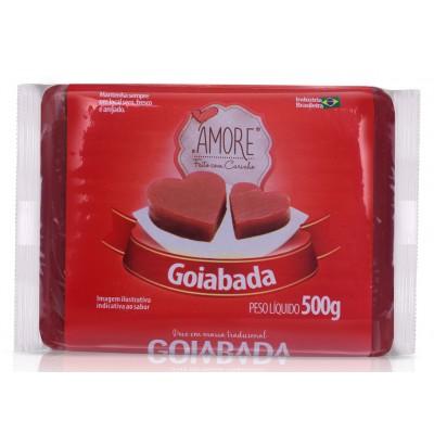 6209 - goiabada Amore 500g