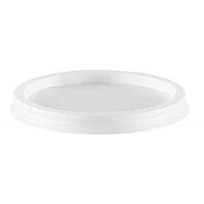 6420 - tampa branca sem furo Copaza 50un (compativel 4025)