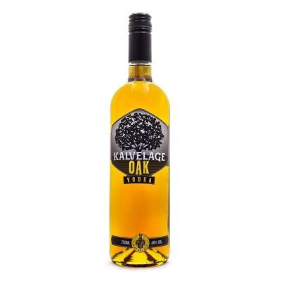 6427 - vodka Kalvelage oak 750ml