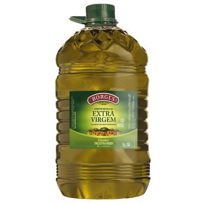 6450 - azeite oliva extra virgem 0,5% Borges 5L