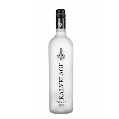 6496 - vodka Kalvelage 750ml