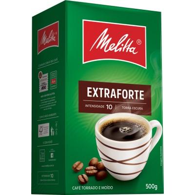 6505 - café extra forte Melitta vácuo 500g