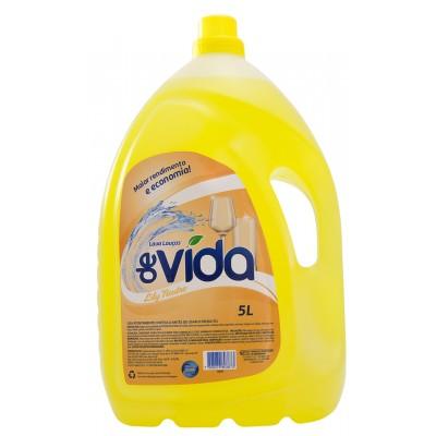 6523 - detergente neutro Vida 5L