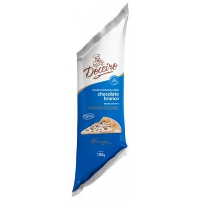 6674 - recheio forneável chocolate branco Doceiro 1,005kg