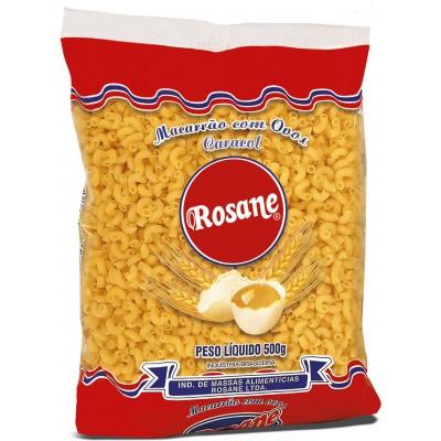 6751 - macarrão caracol ovos Rosane 500g