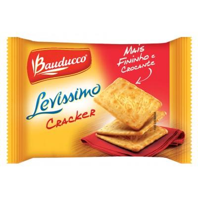 6778 - sachê biscoito Cream Cracker Bauducco 370 x 9,5g