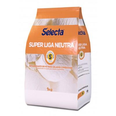 6848 - Selecta estabilizante extra pó super liga neutra 1kg
