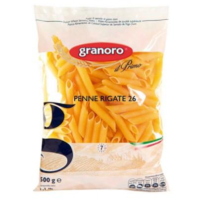 6870 - macarrão Grano duro penne Granoro 500g