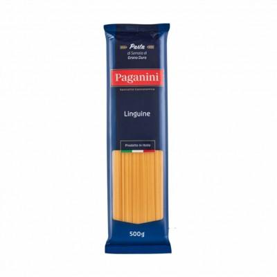 6876 - macarrão Grano duro linguine Paganini 500g