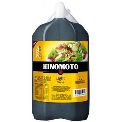 7014 - molho shoyu light Hinomoto 5L