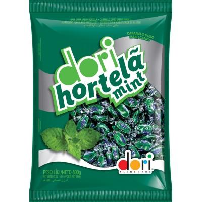 7037 - bala de hortelã mint Dori 600g