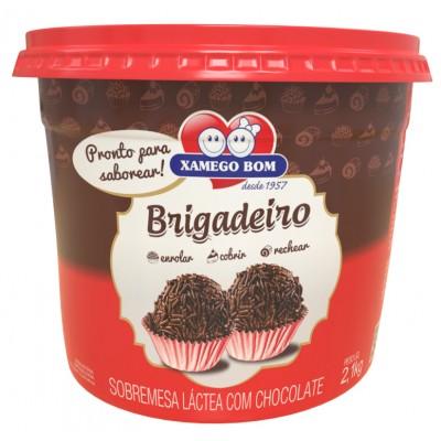 7042 - brigadeiro Xamego Bom pote 2,1kg