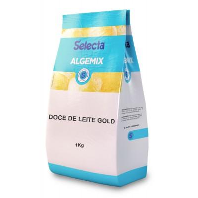 7087 - Selecta Algemix doce de leite Gold 1kg