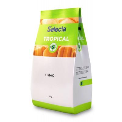 7100 - Selecta tropical limão 1kg
