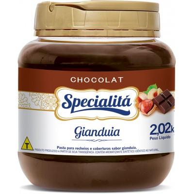 7255 - Specialitá chocolat gianduia 2,02kg
